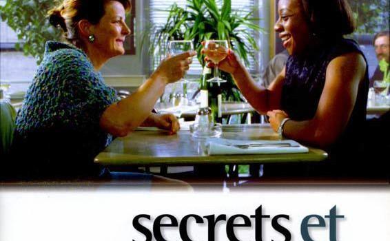"""Affiche du film """"Secrets et mensonges"""""""