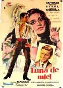 """Affiche du film """"Luna de miel"""""""