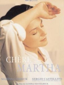 "Affiche du film ""Chère Martha"""