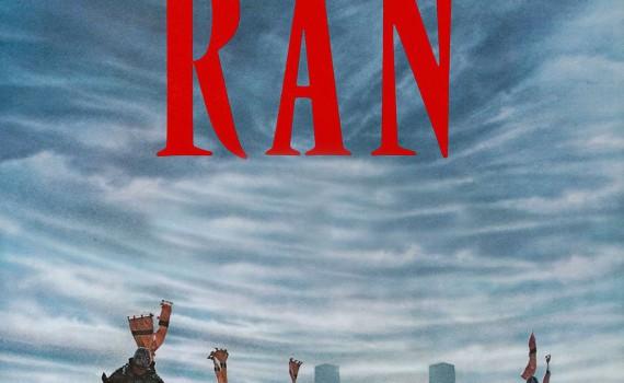 """Affiche du film """"Ran"""""""