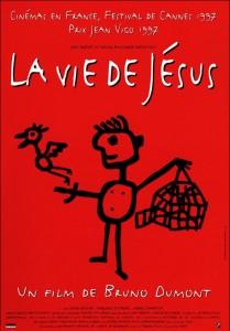 """Affiche du film """"La Vie de Jésus"""""""