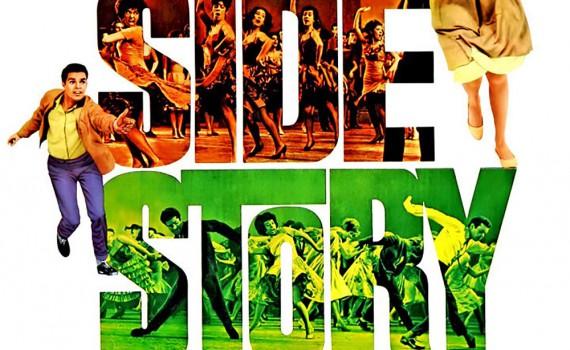 """Affiche du film """"West Side Story"""""""