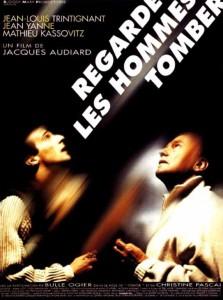 """Affiche du film """"Regarde les Hommes Tomber"""""""