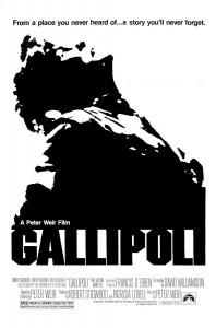 "Affiche du film ""Gallipoli"""