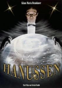 "Affiche du film ""Hanussen"""