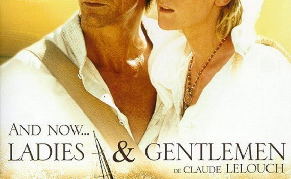 "Affiche du film ""And Now... Ladies and Gentlemen..."""