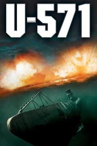 """Affiche du film """"U-571"""""""