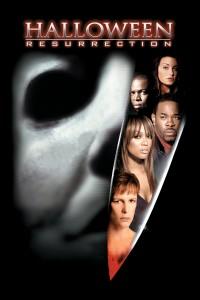 """Affiche du film """"Halloween 8 - La Résurrection"""""""