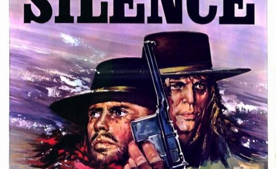 """Affiche du film """"Le Grand Silence"""""""