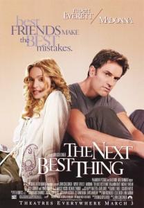"""Affiche du film """"Un Couple presque parfait"""""""