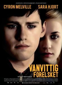 """Affiche du film """"Vanvittig forelsket"""""""