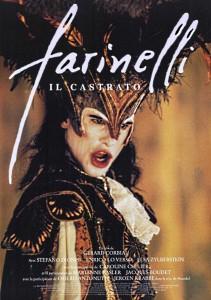 "Affiche du film ""Farinelli"""