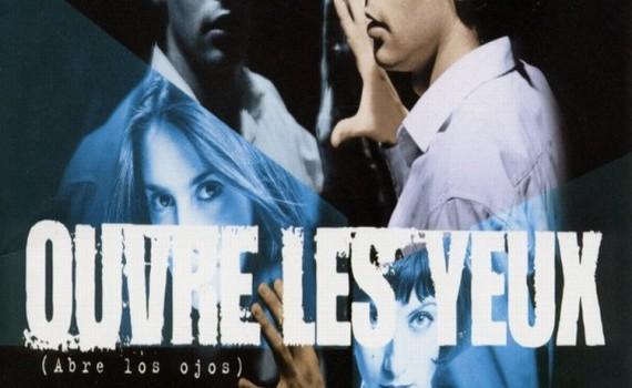 """Affiche du film """"Ouvre les yeux"""""""