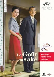 """Affiche du film """"Le goût du saké"""""""