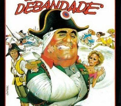"""Affiche du film """"La Grande débandade"""""""