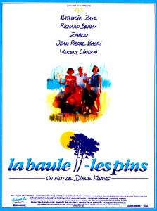 """Affiche du film """"La Baule-les-Pins"""""""