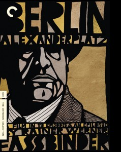 "Affiche du film ""Berlin Alexanderplatz"""