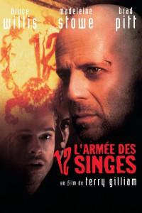 """Affiche du film """"L'Armée des douze singes"""""""