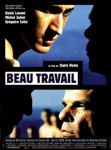 """Affiche du film """"Beau travail"""""""