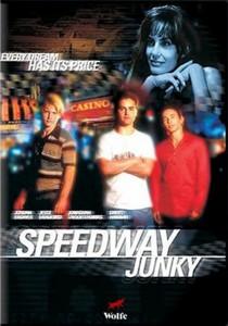 """Affiche du film """"Speedway Junky"""""""
