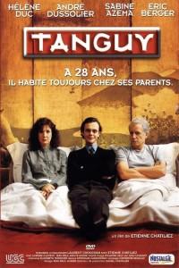 "Affiche du film ""Tanguy"""