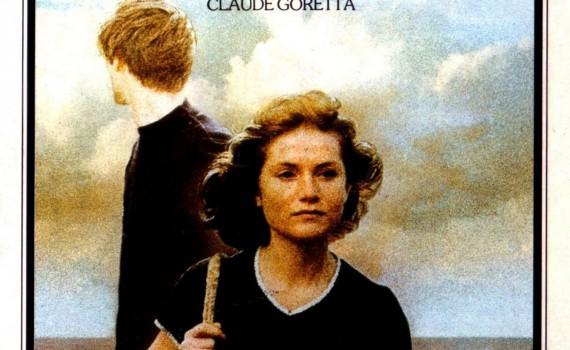 """Affiche du film """"La dentellière"""""""