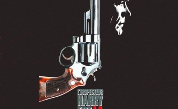 """Affiche du film """"L'Inspecteur Harry est la Dernière Cible"""""""