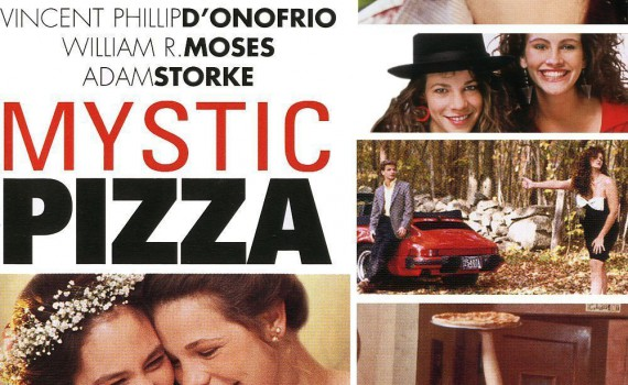 "Affiche du film ""Mystic Pizza"""