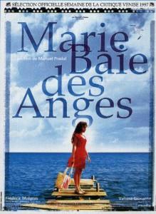 """Affiche du film """"Marie Baie des Anges"""""""