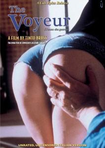 """Affiche du film """"Le voyeur"""""""