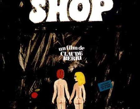 """Affiche du film """"Sex-shop"""""""
