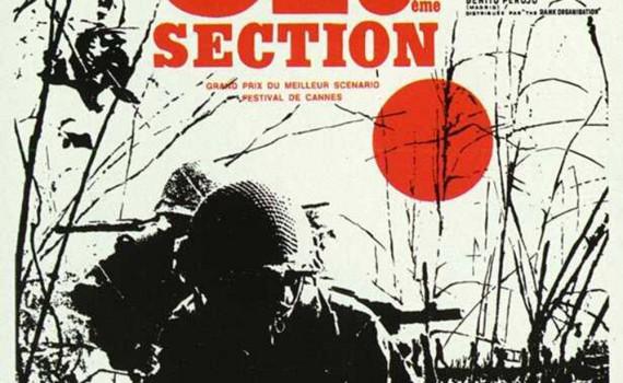 """Affiche du film """"La 317ème section"""""""