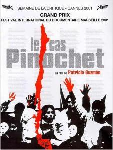 """Affiche du film """"Le cas Pinochet"""""""
