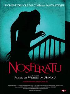 "Affiche du film ""Nosferatu, le vampire"""