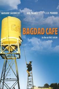 """Affiche du film """"Bagdad Café"""""""