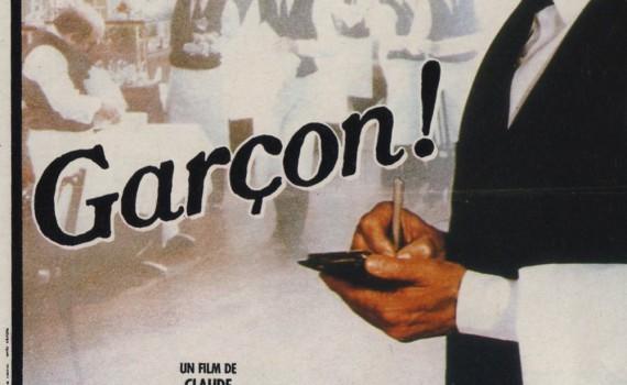 """Affiche du film """"Garçon!"""""""