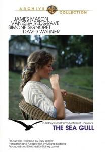 """Affiche du film """"The Sea Gull"""""""