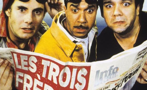 """Affiche du film """"Les trois frères"""""""