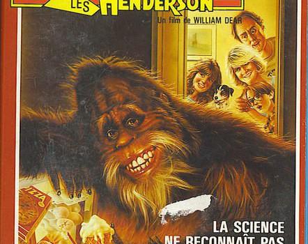 """Affiche du film """"Harry et les Hendersons"""""""