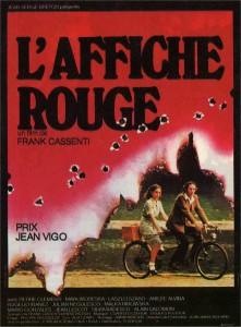 """Affiche du film """"L'affiche rouge"""""""