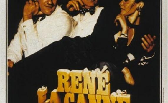 """Affiche du film """"René la canne"""""""