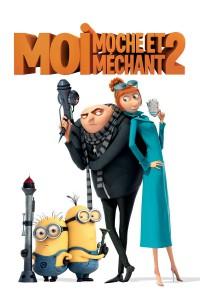 """Affiche du film """"Moi, moche et méchant 2"""""""