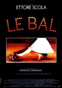 """Affiche du film """"Le Bal"""""""