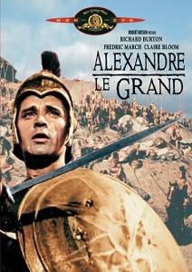 """Affiche du film """"Alexandre le Grand"""""""