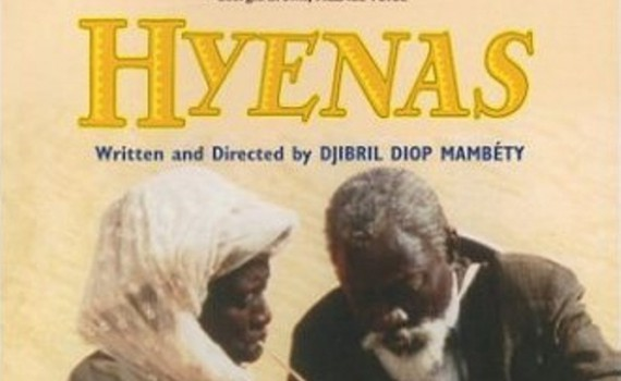"""Affiche du film """"Hyènes"""""""