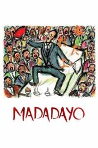"""Affiche du film """"Madadayo"""""""