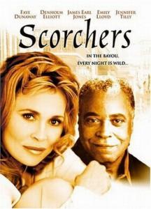 """Affiche du film """"Scorchers"""""""