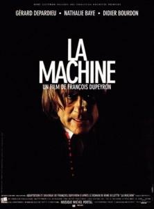 "Affiche du film ""The Machine"""