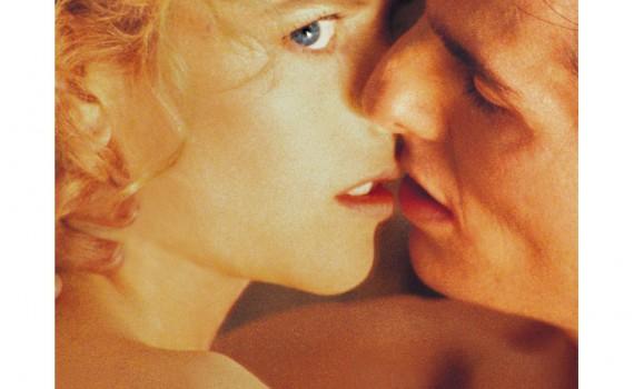 """Affiche du film """"Eyes Wide Shut"""""""