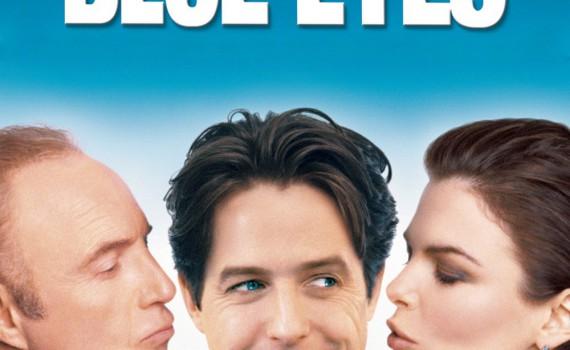 """Affiche du film """"Mickey les yeux bleus"""""""